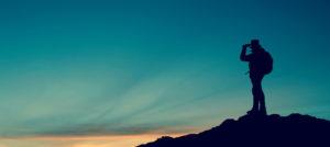 spogladanie na zachód słońca w Tatrach