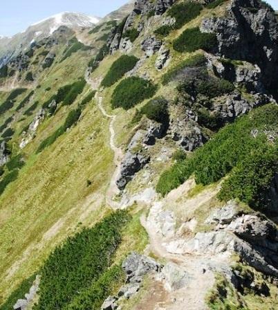 Góry dla ludzi lubiących samotność